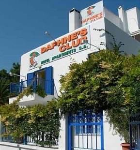 Daphnes Club Hotel Apartments