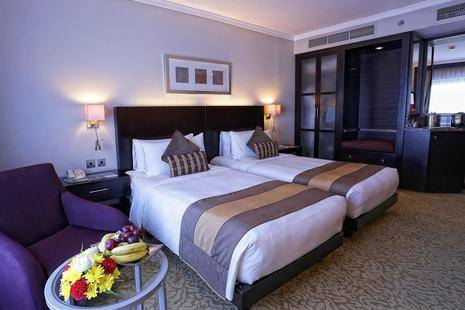 Ramada Plaza By Wyndham Dubai Deira (Ex.Best Western Premier Hotel Deira)