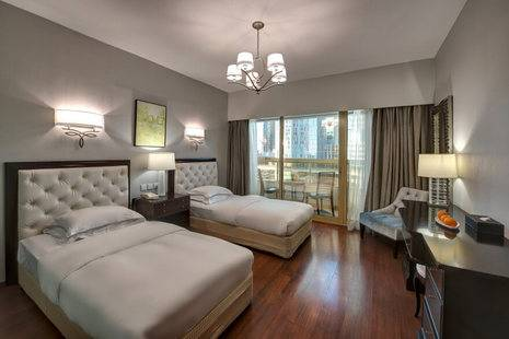 Number One Tower Suites