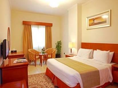 Rose Garden Hotel Apartments Bur Dubai