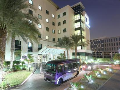 Premier Inn Dubai Investments Park