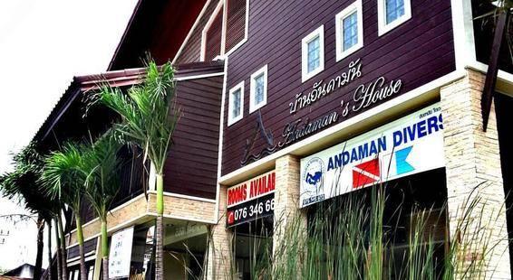 Andaman's House