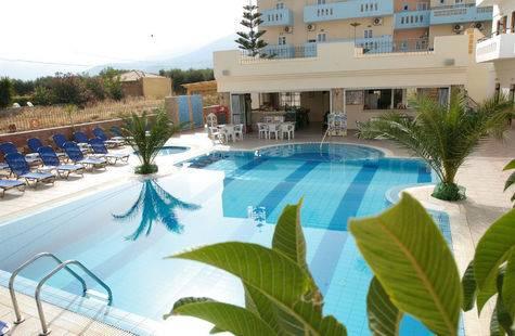Semiramis Malia Hotel