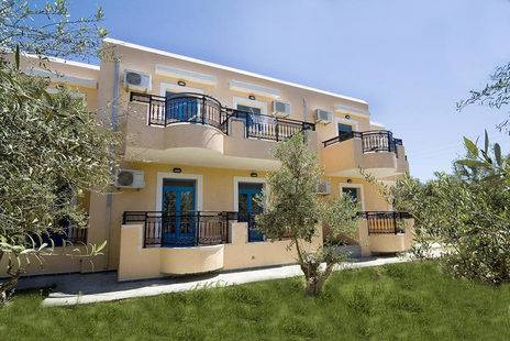Chrysoula Hotel Apartments