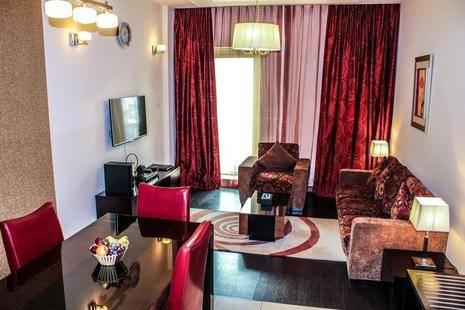 Dunes Hotel Apartments Oud Metha