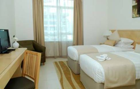 Oaks Liwa Heights Hotel Apartments