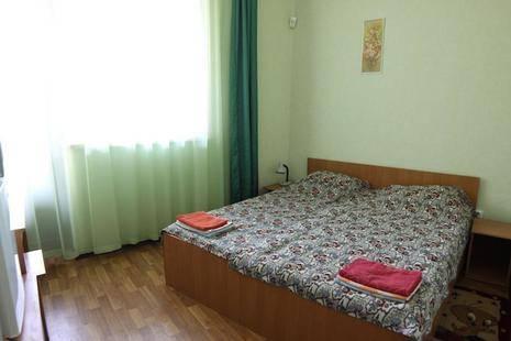 Отель Солнечный