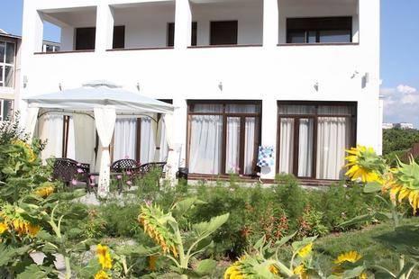 Отель Вербена Пляж