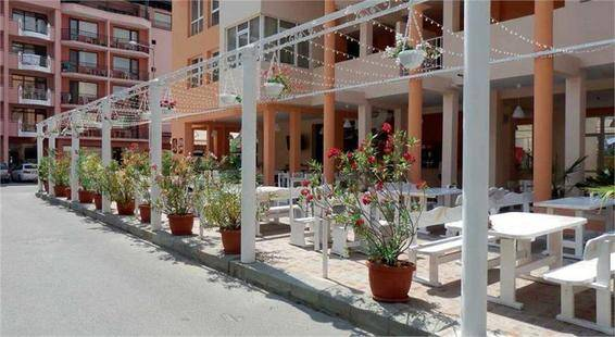 Vanilla Garden Apart Hotel