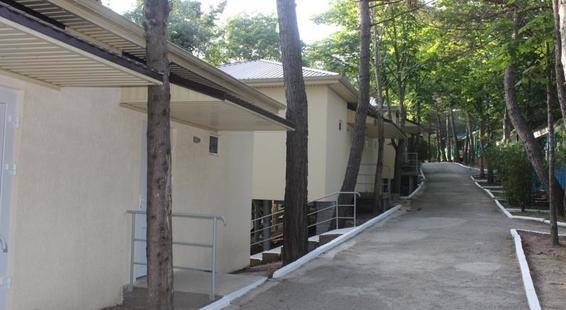 База Отдыха Мостовик
