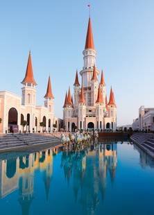The Land Of Legends Kingdom Hotel (Ex. Rixos World The Land Of Legends)