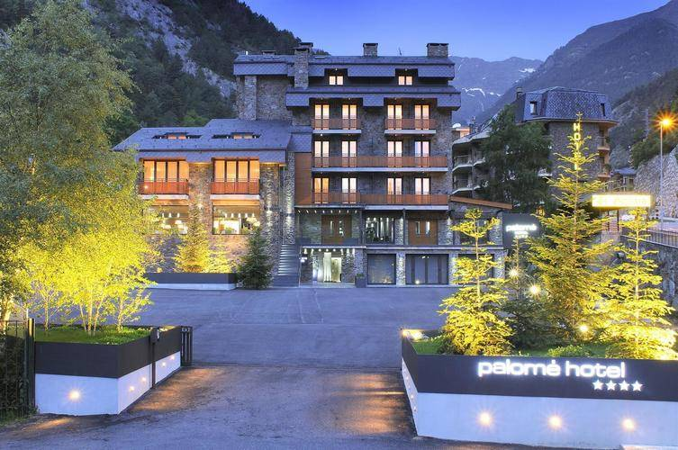 Palome Hotel