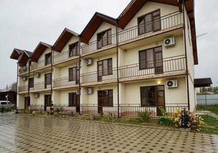 Гостевой Дом Резиденция Апсны
