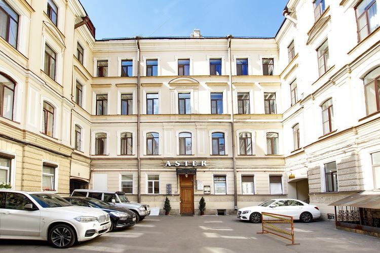 Nevsky Aster Hotel (Невский Астер)
