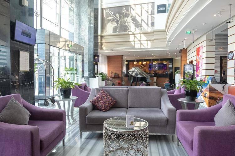Signature 1 Hotel Barsha Heights - Tecom (Ex. Somewhere Hotel)