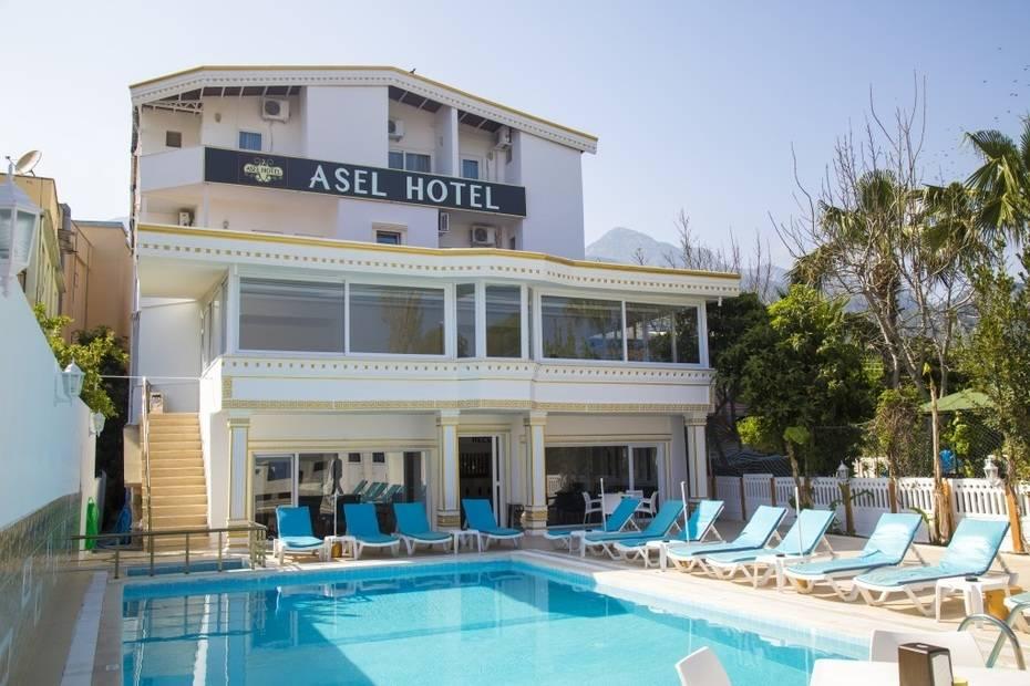 Туры в отели Турции для отдыха в одиночку от 19920