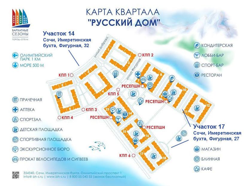 Туры в Сочи от 7 000