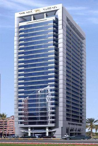 The Act Hotel Sharjah (Ex.Royal Tulip The Act)