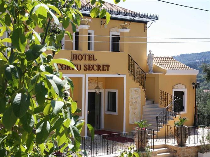 Corfu Secret Boutique Hotel
