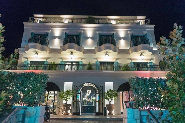 Forza Terra Fashion Spa Hotel