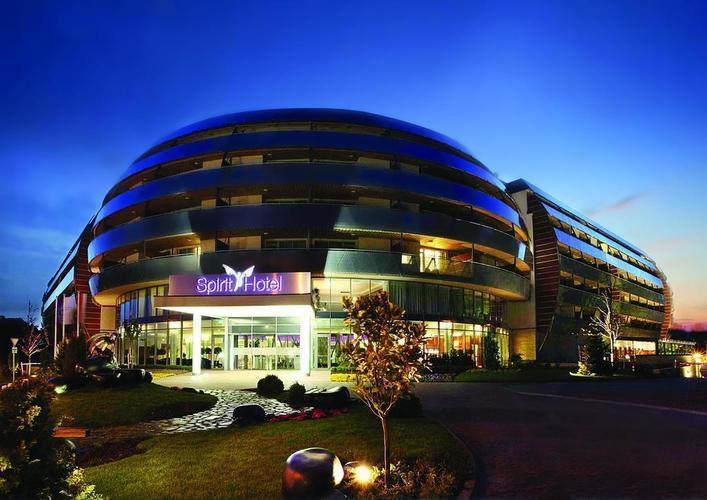 Spirit Hotel Rogner Thermal Spa