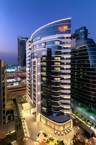 Dusitd2 Kenz Dubai Hotel