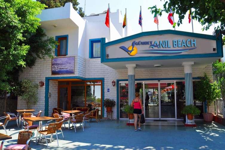 Gumbet Anil Beach Hotel