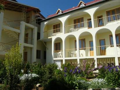 Отель Морская Радуга