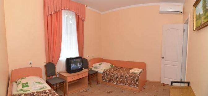Отель Алина