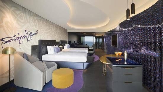 W Dubai The Palm Hotel