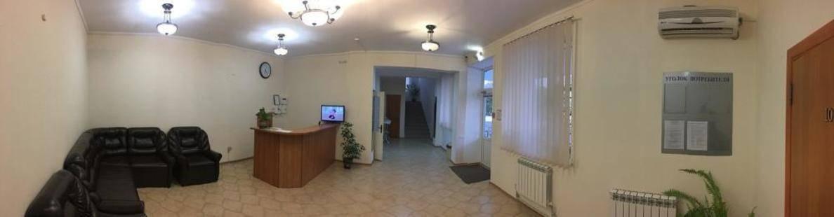 Отель Солнечный Берег