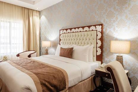 Tulip Inn Al Khan Hotel Sharjah