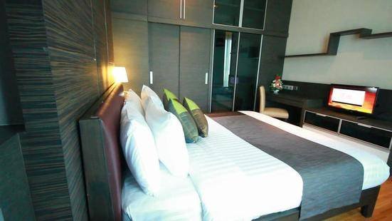 The Vertical Suite Hotel