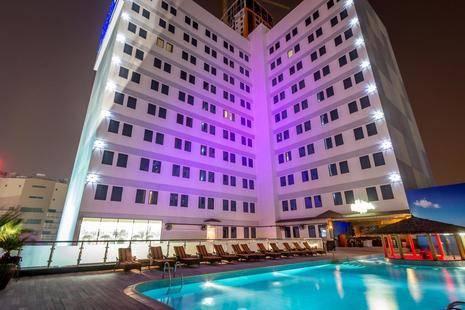 Elite Crystal Hotel