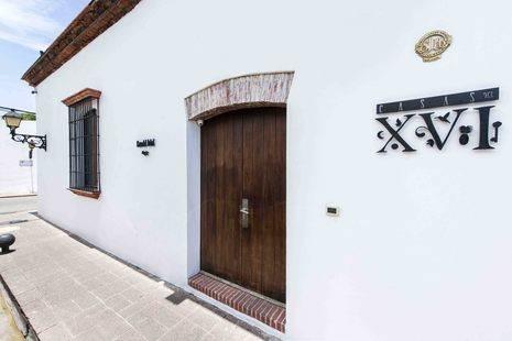 Casas Del Xvi