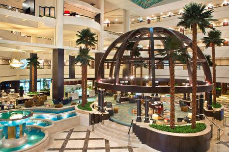 Roda Al Bustan Dubai Airport