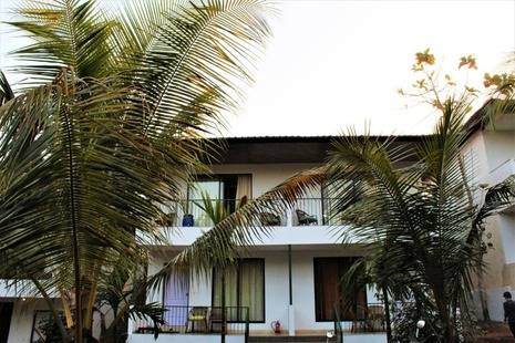 Butterfly Resort Anjuna