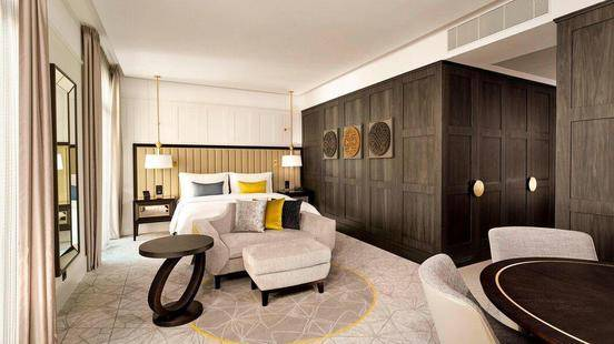 The Alexander A Luxury Collection Hotel