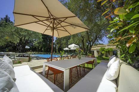 Villa Skyline Corfu