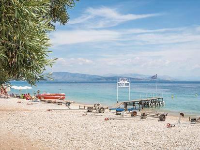 Villa On The Beach In Barbati