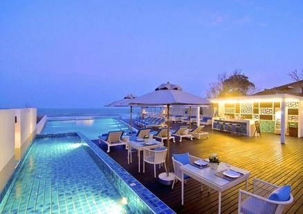 The Rock Huahin Beachfront Spa Resort
