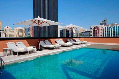 Courtyard By Marriot World Trade Center Abu Dhabi