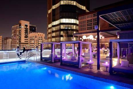 Courtyard By Marriot World Trade Center Abu Dhabi