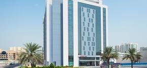 Hilton Hampton Dubai (Ex.Hampton By Hilton Dubai Airport)