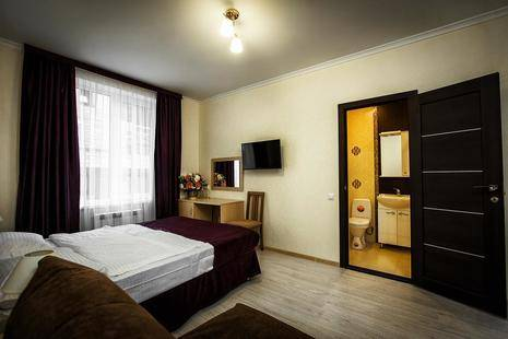 Отель Эльпида