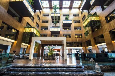 Radisson Blu Hotel & Spa, Istanbul Tuzla