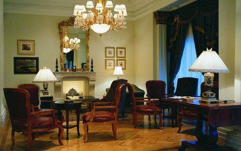 The Ritz Carlton Budapest (Ex. Le Meridien)