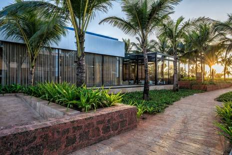 Azaya Beach Resort Goa