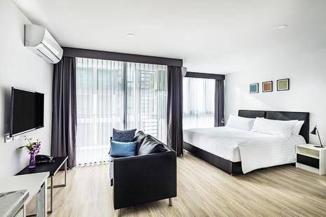 The Rizin Hotel & Residences