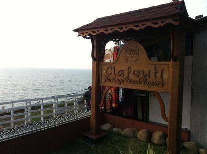 Clafouti Beach Resort